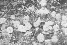 Akan | Nsodia Heads