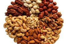 FRUTOS SECOS / Recomendable comer frutos secos, sin embargo deberá ser con medida.