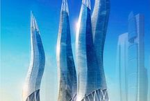 ARQUITECTURA MUNDIAL / Grandes arquitectos de diversos países. Desafiando a la gravedad. Do not pin more than 5 pins per day.