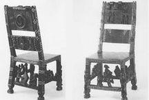 Chokwe | Ngundja Chairs