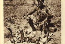 Chokwe | Kaponya Figures