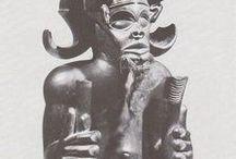 Chokwe | Tshibinda Ilunga Figures