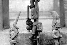 Igbo   Ikenga Figures