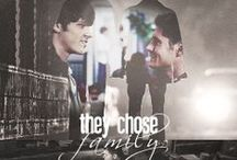 Supernatural / ....It's the family business....