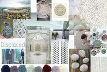 A/W 2015/2016 Interior Design Trends / Displaced and Disrupted!!