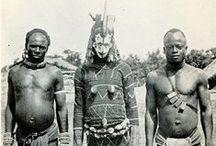 Igbo   Agbogho Mmwo Helmet Masks