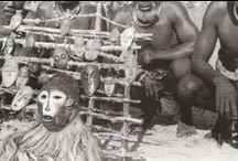 Lega | Bwami 'Mask' Ornaments