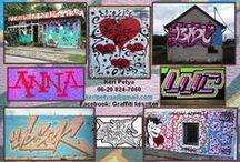Facebook: Graffiti készítés / Graffiti rajzolás, festés, megrendelés, stb.
