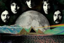 Pink Floyd / My most favorite band of all time. Shine on you crazy diamond, Syd! / by Rebekah Addison