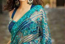 SARIS/SAREES / Moda India. Agradezco no retirar más de 5 pins por día, Do not pin more than 5 pins per day,