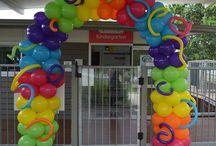 Balloon Arches / Our collection of Balloon Arches