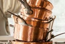 Pentole e padelle - Pots and pans / Raccolta delle più belle, famose e prestigiose pentole e padelle. Collection of the best, most well-known and prestigious pots and pans.