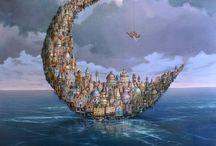 TOMEK SETOWSKI / Pintor surrealista