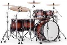 Baterias y tambores