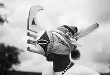 Igbo   Okumkpa Masks