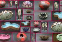 Cerámica de Marga García / Piezas de cerámica de Alta y Baja temperatura