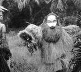 Fang   Ngil Masks