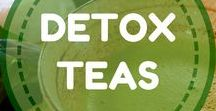 Detox Teas / Whether the question is about Detox, weight loss, cleansing, or overall health, detox tea is the answer! Learn all about the benefits of detox tea for bloating, fat burning, and a more healthy lifestyle.