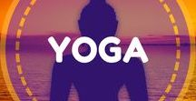 YOGA / The best yoga workouts and tips, including yoga for beginners, yoga poses to lose weight, yoga inspiration, yoga for stress and anxiety, yoga to relieve aches and pains, flexibility, and yoga for weight loss!