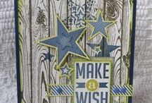 Stampin Up Inspirationen / Ideen, Layouts mit Stampin Up