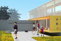Animal Shelter ideas (no-kill) / by Corrie Robertson