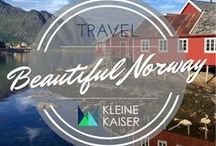 Traveling Norway / Collection of must-seen places in Norway