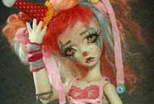 Art Dolls / by Kerry Sinigaglia