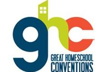 2014 Homeschool Convention / Homeschool Convention Information and Resources / by Great Homeschool Conventions