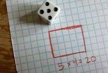 Homeschool Math / Ideas for teaching math in your homeschool