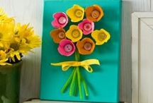Mother's Day / Ideas for celebrating Mother's Day. Mother's Day gift ideas.