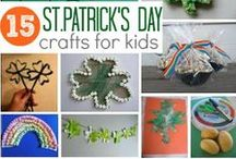 St. Patrick's Day / Ideas for celebrating St. Patrick's Day with kids
