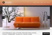 Home & Deco Web Templates / Design Needs Time - Get Template Espresso!  WebDesign inspirations at your Coffee Break: browse for more Web Premium Home & Deco Templates at Home & Deco Department.
