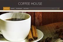 Cafe & Restaurant Web Templates / Design Needs Time - Get Template Espresso! WebDesign inspirations at your coffee break: browse for more website premium templates!