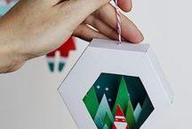 Weihnachts Ideen / Deko rund um Weihnachten, zum selberbasteln