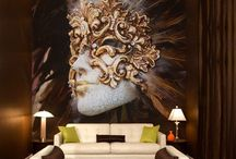 Design~☙Ceilings, Walls, Finishes, Murals, Stone, Draperies, Luxury, New, Ideas, 2014,  2015 / Welcome~♚ Creative, Inspiring,  Beautiful, Charming, Chic, ideas, Colorful, Contemporary, Designer, Detail, Elegant, Fabulous, Fresh, Glamorous, Most Pinned  / by Luxury Designs