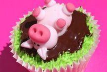 Cupcake pretties / Beautiful, make you happy cupcakes