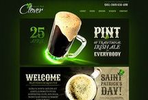 Brewery Web Templates / Fancy for a drink? Look thru all the Brewery Templates and launch your beer website today! Design Needs Time - Get Template Espresso! WebDesign inspirations at your coffee break: browse for more website premium templates!