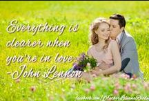 Quotes About Love / True love is amazing in real life and in books!
