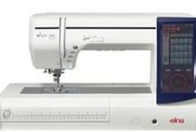 eXpressive 900 / Wether you quilt, embroider, sew home décor and garments, or do a combination of everything, the elegant eXpressive 900 makes it all more enjoyable