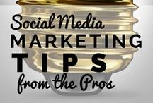Social Media tips / Tips for using social media for your business or professional growth