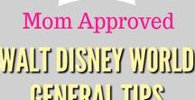 Disney World Planning / Some of our favorite Tips and ideas for planning a Mom Approved Disney World trip!