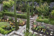 Mediterranean Gardens / My dream garden style