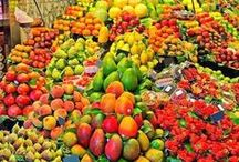 Fruit Markets Of The World
