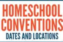 2015 Homeschool Conventions / 2015 Homeschool Convention Dates, Locations, Speakers, and News