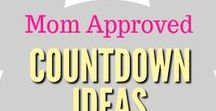 Disney Countdown ideas / Some of our favorite Mom Approved ways to countdown a Disney Trip!