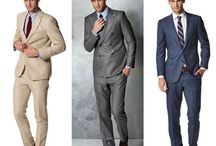 Power dressing for men / The title says it all