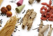 Traditional Chinese Medicine + Herbs / Dr. Peter Kadar was trained in China in Chinese Herbs.