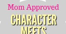 Character Meets at Disney / Tips and ideas for meeting your favorite characters at Disney!