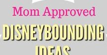 Disneybounding / Ideas and inspiration for Disneybounding. Learn how to Disneybound.