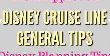 Disney Cruise Planning